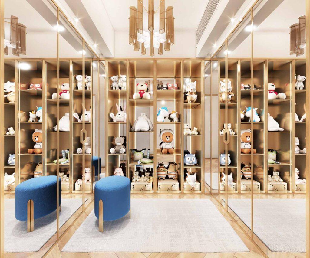 S-Display Room