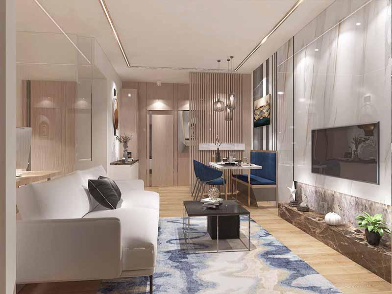 S-Living Area