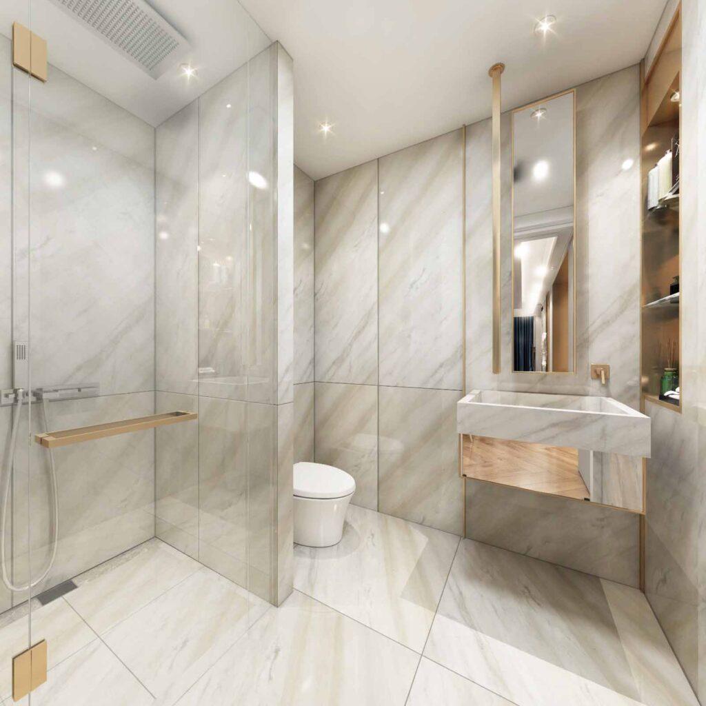 S-Guest Bathroom