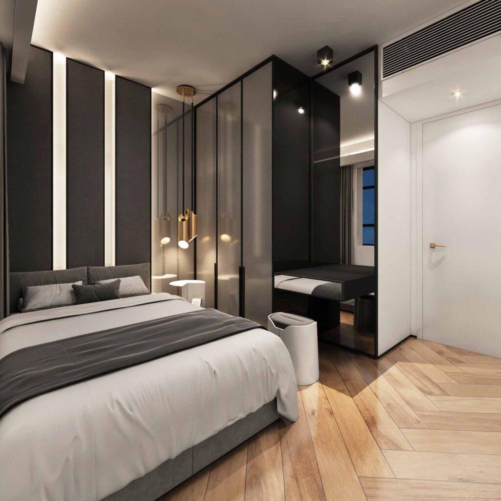 S-Guest Bedroom