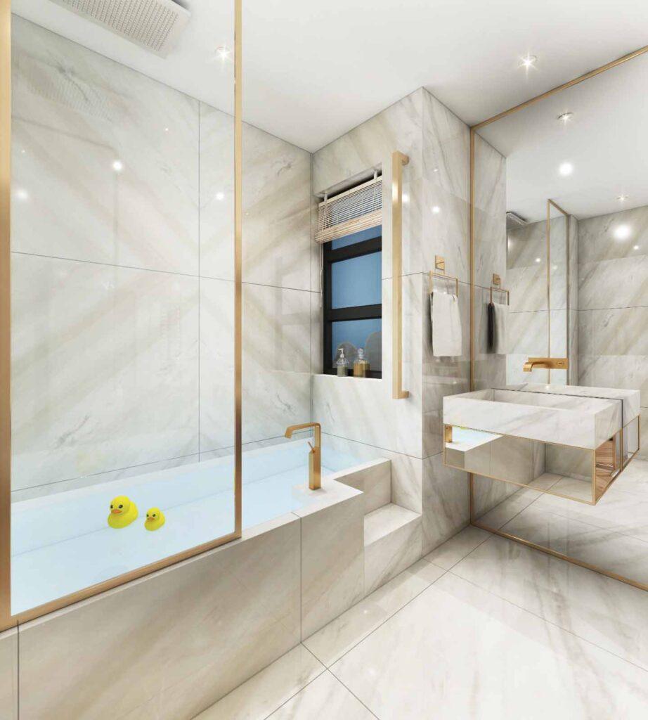 S-Master Bathroom